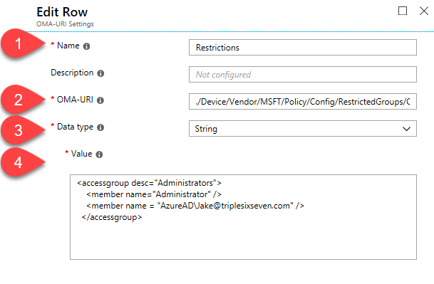 Managing Administrators on Azure AD Joined Devices - Triple
