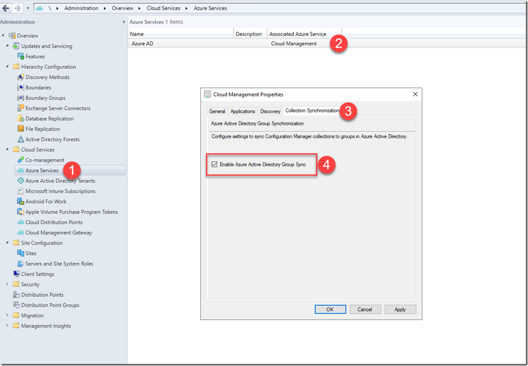 Syncing Device Collections to Azure AD - Triple Six Seven